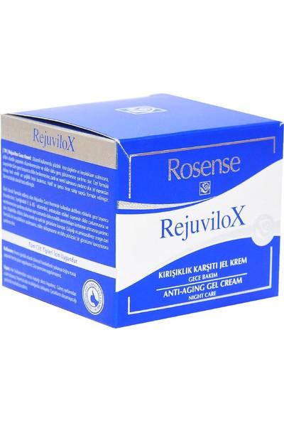 Rosense Rejuvilox Anti-Aging Gece Bakım Kremi 50Ml