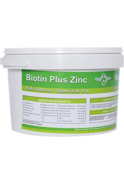 Optima Biotin Plus Zinc - 2.5 kg At Tırnak Sağlığı Destekleyicisi