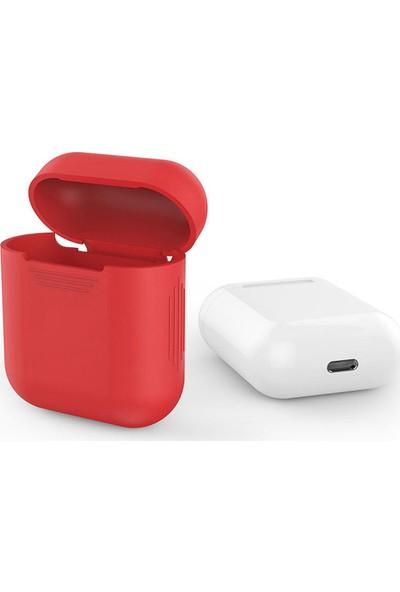 Gaoye Airpods Bluetooth Kulaklık Saklama Kutusu Silikon Kılıf