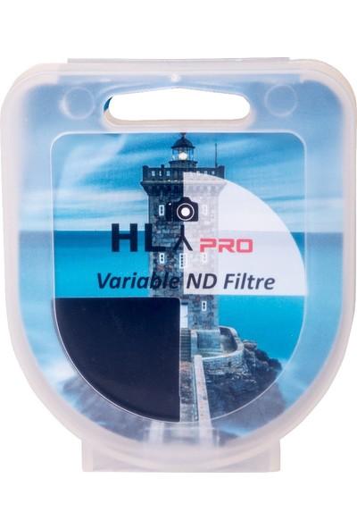 HLYPRO 67mm ND Variable 2-4 Stop Filtre