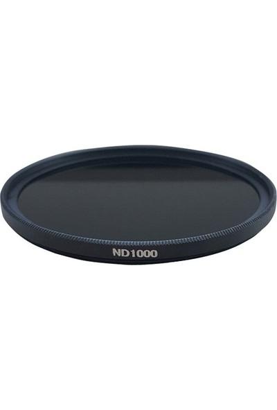 HLYPRO 82mm 10 Stop ND 1000 Filtre