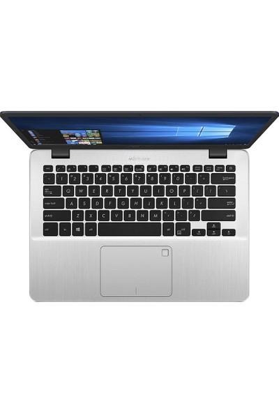 """Asus X405UR-BV044T Intel Core i5 7200U 8GB 256GB SSD GT940MX Windows 10 Home 14"""" Taşınabilir Bilgisayar"""