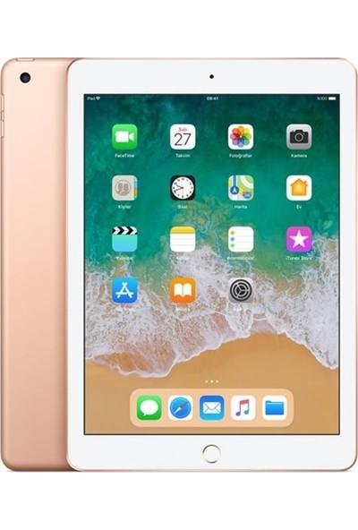 """Apple iPad 6.Nesil128GB 9.7"""" Wi-Fi IPS Tablet - Altın MRJP2TU/A"""