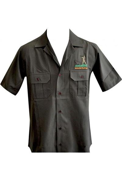Ersav Haki Safari Gömlek 74802