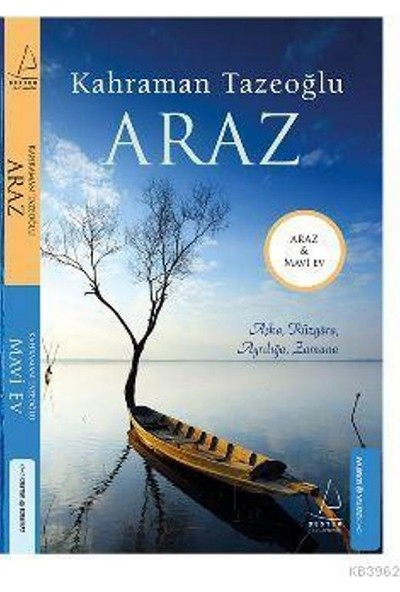 Araz & Mavi Ev Bir Arada - Kahraman Tazeoğlu