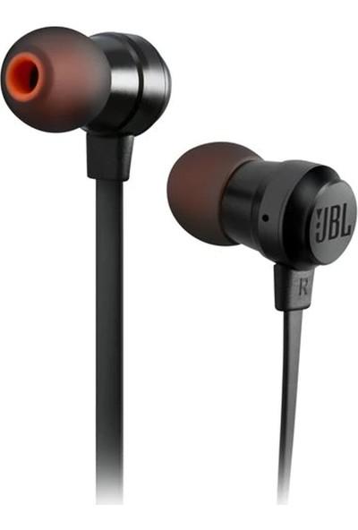 Jbl T280A Pure Bass Kulak İçi Kulaklık Mikrofonlu 3 Boy Kulaklık Ucu+Çanta