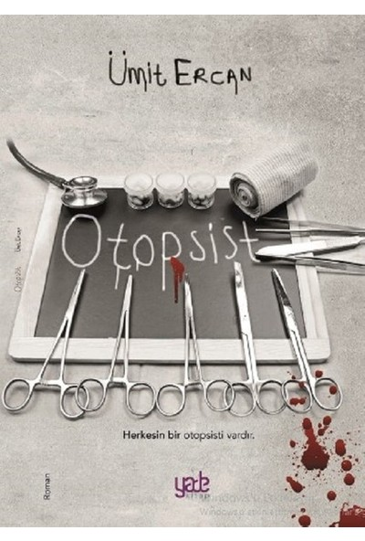 Otopsist - Ümit Ercan