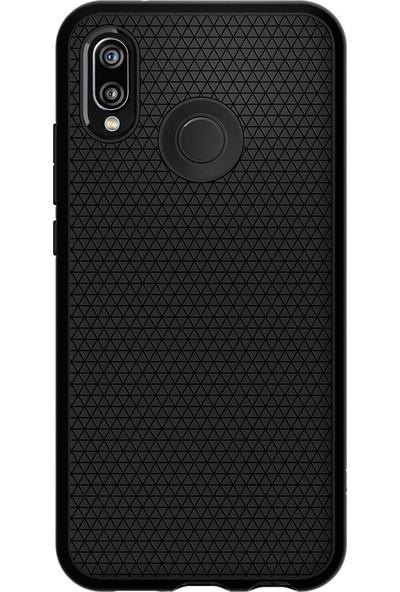 Spigen Huawei P20 Lite / Nova 3E Kılıf Liquid Air Black - L22CS23071