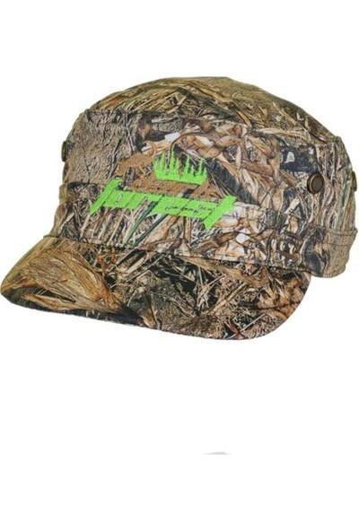 Dark Forest Softshell Castro Şapka