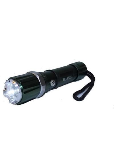 Bailong EF005 Şarjlı El Feneri