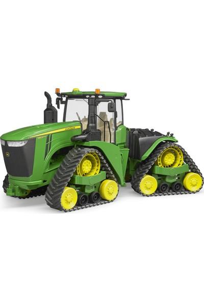 Bruder John Deere Paletli Traktör BR04055