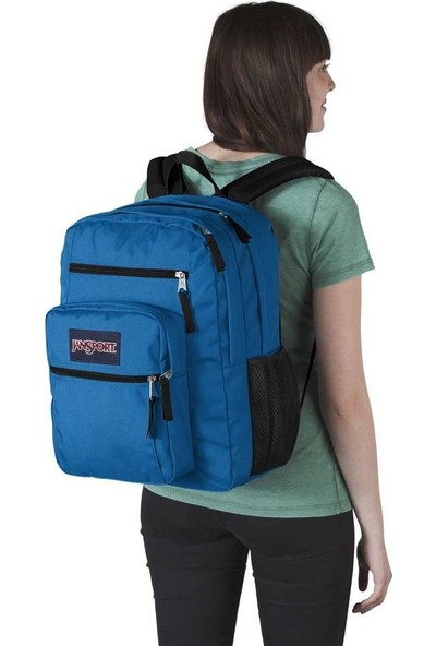 Jansport Big Student Stellar Blue ( Js00Tdn731Q ) Sırt Çantası