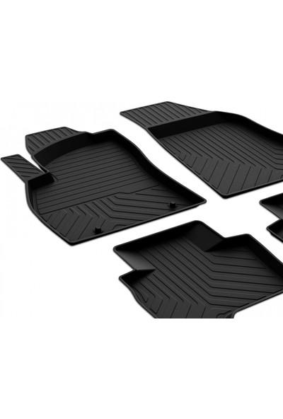 S-Dizayn S-Dizayn Fiat Fiorino 4D Havuzlu Paspas Siyah A+Kalite