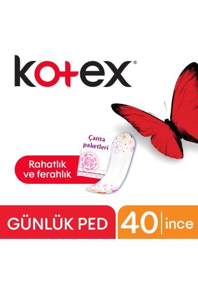 Kotex Lightdays Parfümlü 40'lı