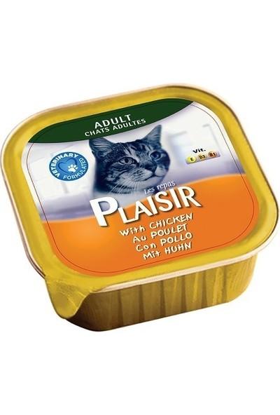 Plaisir Adult Tavuk Pate 100 gr