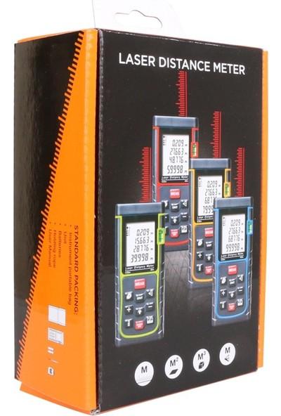 Ölçükontrol Profesyonel Lazermetre - SA40E 40M Lazer metre