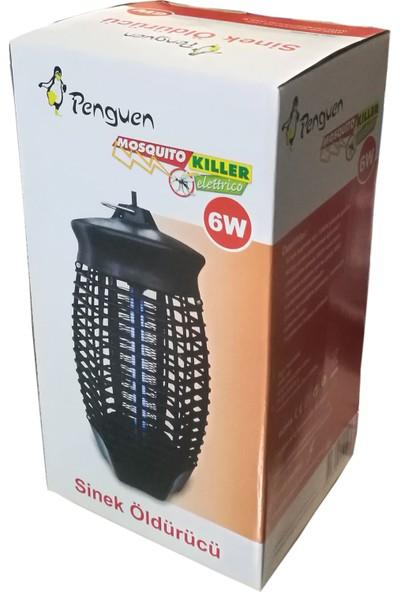 Penguen PNG 4000 Elektrikli Sinek Öldürücü Sinek Cız Cihazı 6 W