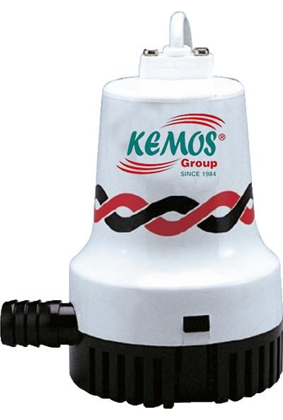 Kemos Sintine 2000 24 Volt Sıvı Transfer Pompası