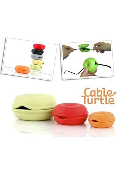 Pratik Şeyler Kablo Toparlayıcı 3 Boy Toparlayıcı Cable Turtle