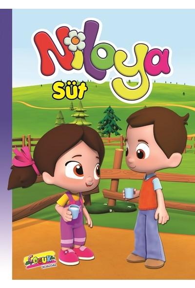 Niloya Hikaye Kitabı: Süt