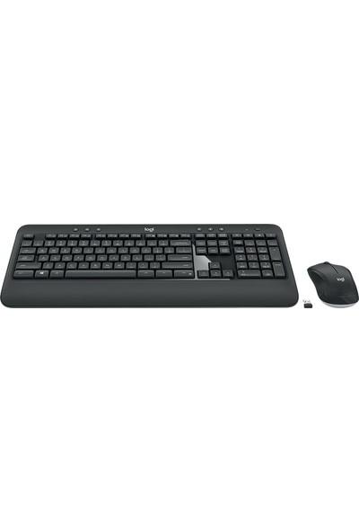 Logitech MK540 Kablosuz Klavye Mouse Seti - Türkçe   Unifying Alıcı (920-008687)