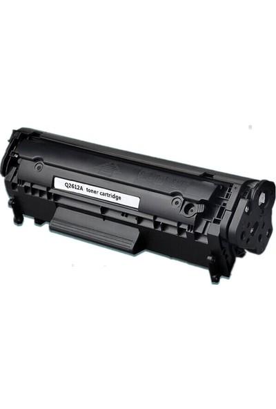 Tonerman HP Q2612A (12A) A Kalite Pro Muadil Toner HP Lazerjet 1010 1020