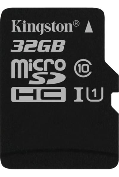 Kingston Canvas Select 32GB microSD 80MB/s Class 10 UHS-I Hafıza Kartı SDCS/32GB