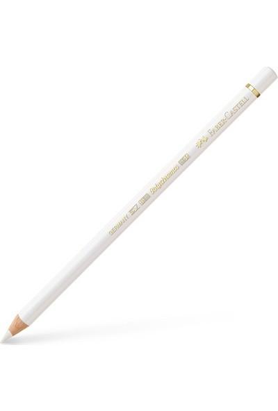 Faber-Castell Polychromos Kuru Boya Kalemi 101 White