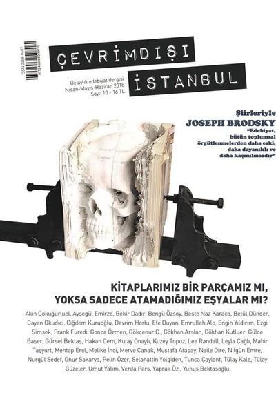 Çevrimdışı İstanbul Sayı: 10