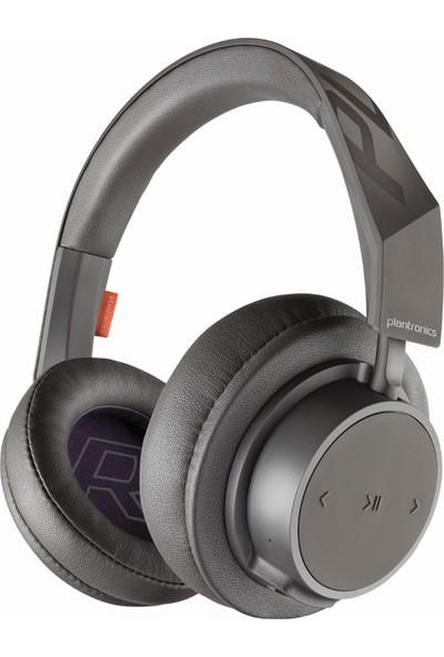 Plantronics BackBeat GO 600 Kablosuz + Kablolu Kulaklık GRİ (Çift Telefon Desteği)