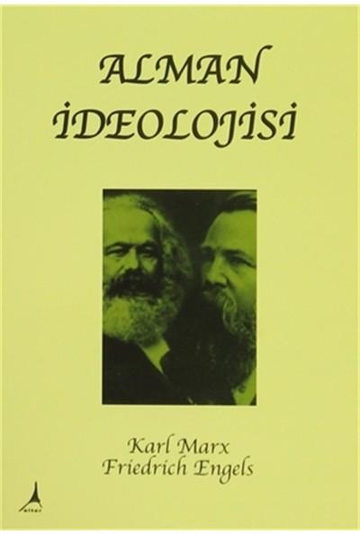 Alman İdeolojisi - Friedrich Engels