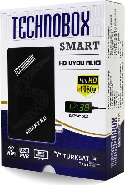 Technobox Smart Full Hd Mini Uydu Alıcısı