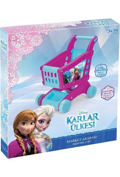 Disney Frozen Market Arabası