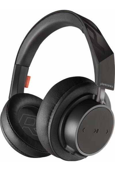 Plantronics BackBeat GO 605 Kablosuz + Kablolu Kulaklık SİYAH (Çift Telefon Desteği)