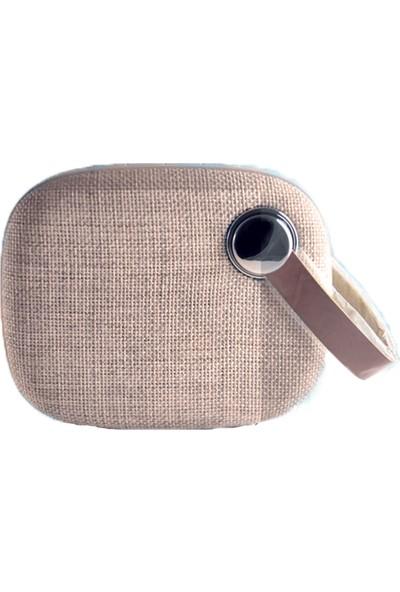 Platoon Özel Tasarım Çanta Bluetooth Hoparlör