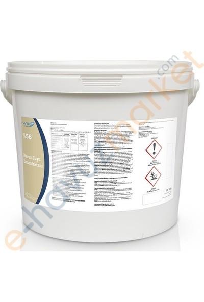 Wtr %56 Toz Klor Havuz Kimyasalı 10 Kg