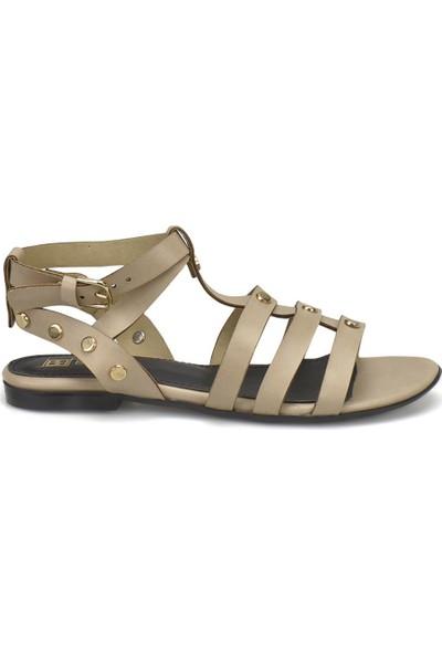 Butigo 18S-016 Bej Kadın Ayakkabı