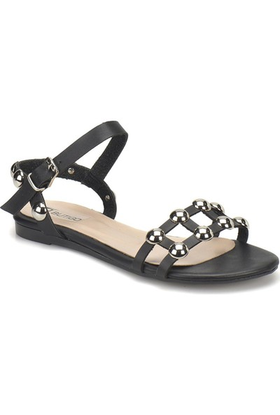 Butigo 18S-262 Siyah Kadın Ayakkabı