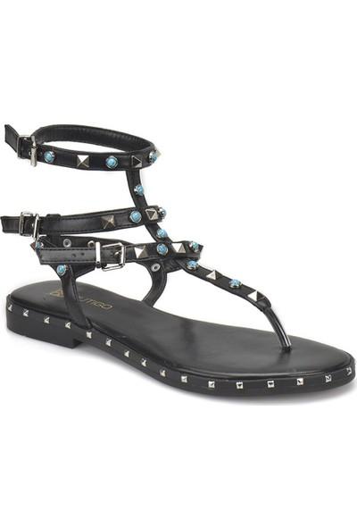 Butigo 18S-Jb18S80-23 Siyah Kadın Ayakkabı