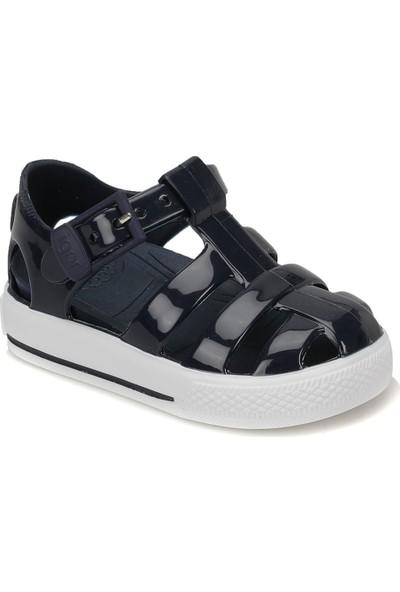 Igor S10164 Tennis Solid-O88 Lacivert Erkek Çocuk Sandalet