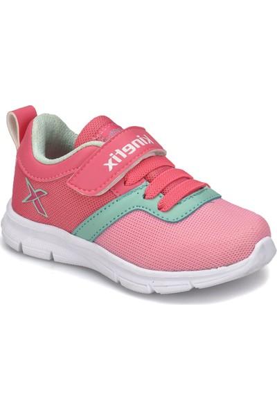Kinetix Anka Pembe Açık Pembe Kız Çocuk Yürüyüş Ayakkabısı