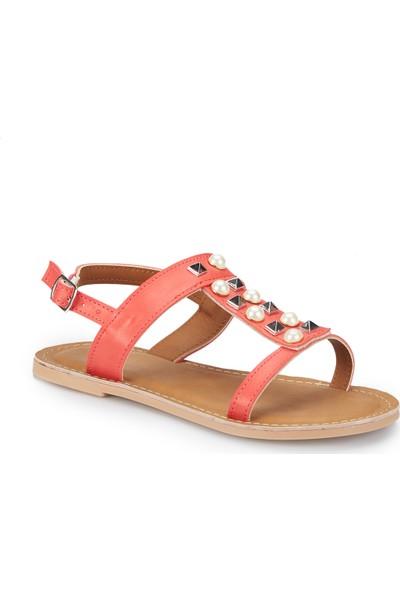 Pink Step Senus Mercan Kız Çocuk Basic
