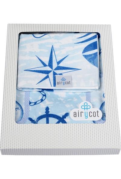 Airycot Çocuk Havlu Panço Çapa