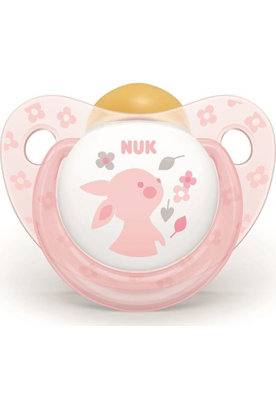 Nuk No:2 Lx Emzik-Baby Rose (Kutulu)