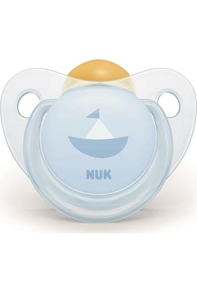 Nuk No:2 Lx Emzik-Baby Blue (Kutulu)
