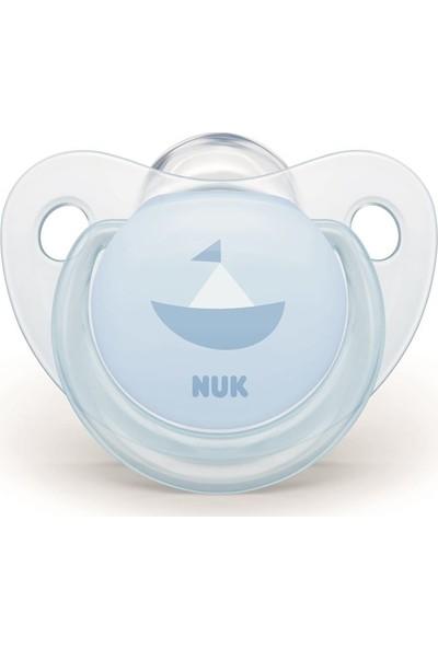 Nuk No:2 Sl Emzik-Baby Blue (Kutulu)