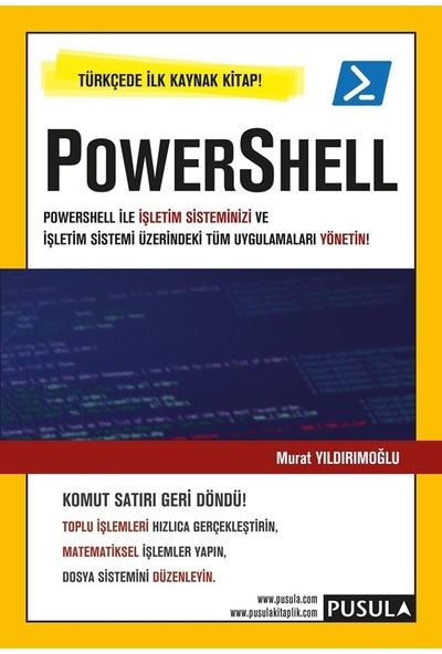 Powershell - Murat Yıldırımoğlu
