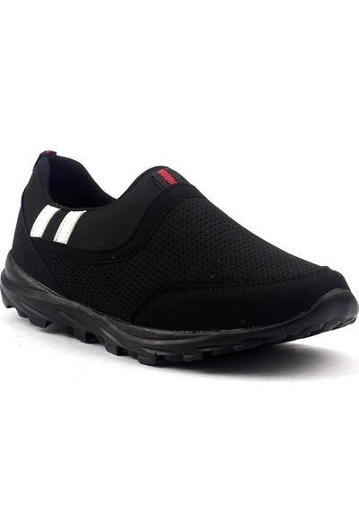 Proshech Erkek Spor Ayakkabı Hafif Taban K540 Siyah