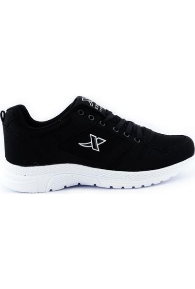 Step Marka Büyük Numara Erkek Spor Ayakkabı Hafif Taban K020 Siyah