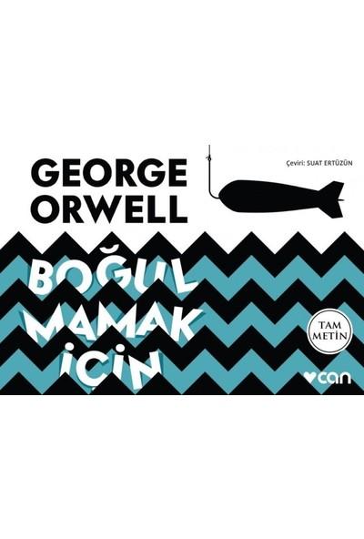 Boğulmamak İçin (Minikitap) - George Orwell